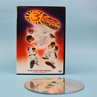 $ CDN59.99 • Buy 3 Ninjas - Knuckle Up DVD - 1995 - Bilingual - GUARANTEED