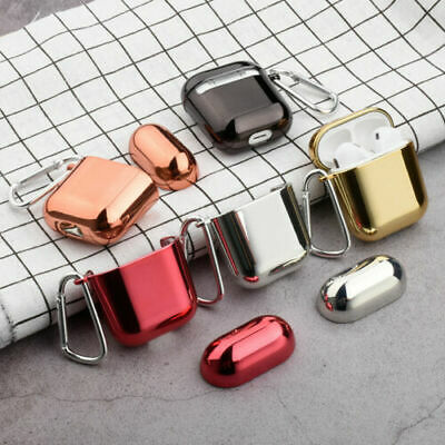 AU9.99 • Buy For Apple Airpod Silicone Case Cover Skin Strap Holder & Shockproof Airpods AU