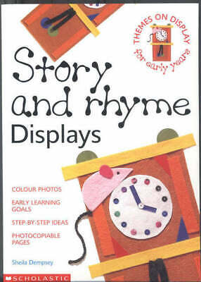 £2.33 • Buy Themes On Display : For Early Years: Story And Rhyme Displays By Sheila Dempsey