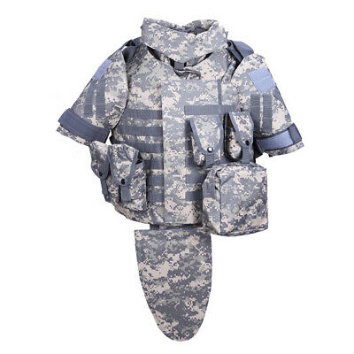 $39.89 • Buy Army Military Tactical Airsoft Armor Paintball Plate Carrier Combat Molle Vest