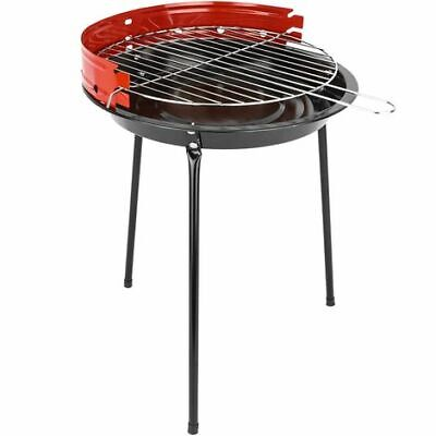 💥💥💥NEW Barbecue BBQ Grill Portable Outdoor Charcoal Cooking Large Round Patio • 11.95£