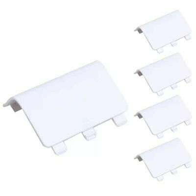 $6.99 • Buy 5 White Xbox One Battery Cover Lid Wireless Controller Replacement White