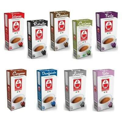 10,50,100 Nespresso Compatible Coffee Capsules Pods: All Blends - Italian Coffee • 4.49£