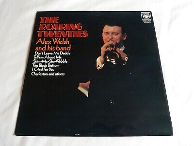 Alex Welsh And His Band - The Roaring Twenties - Marble Arch Lp - Immaculate! • 4.69£