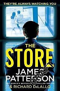AU21.27 • Buy Store, Paperback By Patterson, James, Brand New, Free Shipping