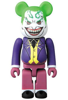 $24.29 • Buy Medicom Bearbrick Be@rbrick 100% Series 38 Horror DC Joker Art Toy Batman