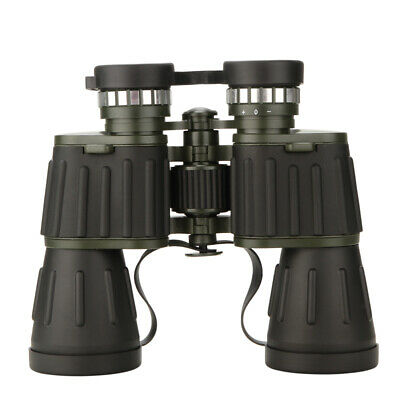 60x50 Night Vision Military Army Zoom Powerful Binoculars Optics Hunting Camping • 19.99£