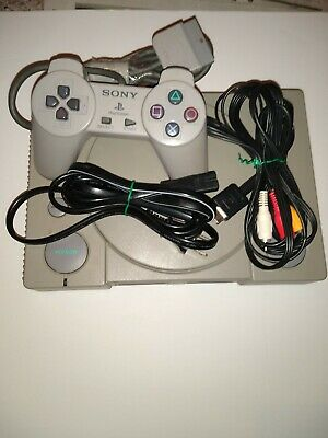 $45 • Buy Sony PlayStation Classic Gray Console (NTSC-U/C) In Working Condition