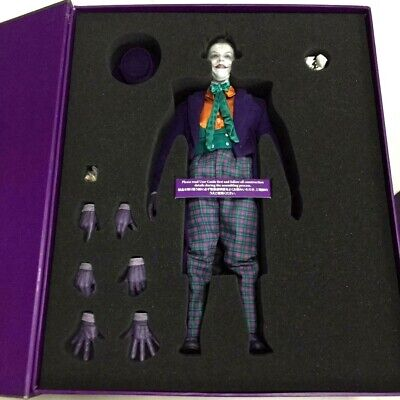 $629.99 • Buy Hottoys Hot Toys : Dx08 The Joker 1989 Classic Used Rare