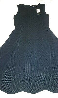 AU13.50 • Buy Guess Marciano Ribbed Ripple Dress US Size 3