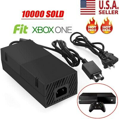 $25.99 • Buy Power Supply Cord AC Adapter Power Brick Replacement Charger For Xbox One NEW US