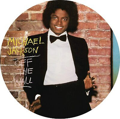 Michael Jackson - Off The Wall Limited Edition Picture Disc Vinyl • 16.95£
