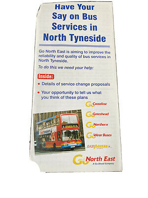 Go North East Have Your Say On Bus Services In North Tyneside • 2£