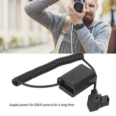 $ CDN50.61 • Buy FZ100 D-TAP External Power Supply Dummy Battery For Sony A7III A7RIII A7SIII A9