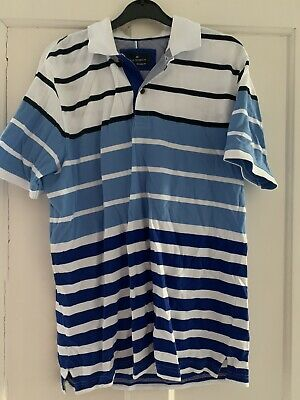 Marks And Spencer Mens Polo Shirt Size S • 0.99£