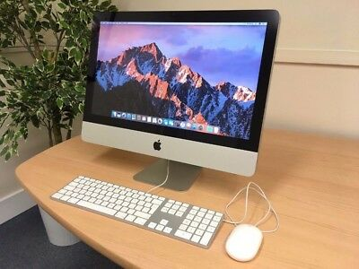 Apple IMac 21.5  I5 Quad Core Studio Machine • 374.99£