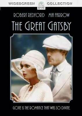 The Great Gatsby DVD (2003) Robert Redford, Clayton (DIR) Cert PG Amazing Value • 2.47£