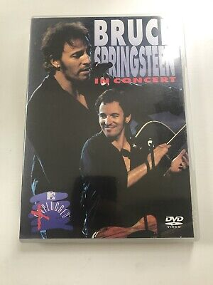 Bruce Springsteen - In Concert - MTV Plugged (DVD, 2004) • 2.39£