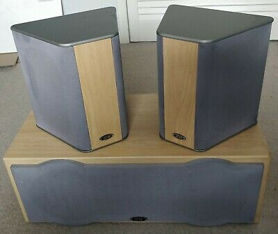 Eltax Liberty Centre And 2x Bipolar Speakers • 25£