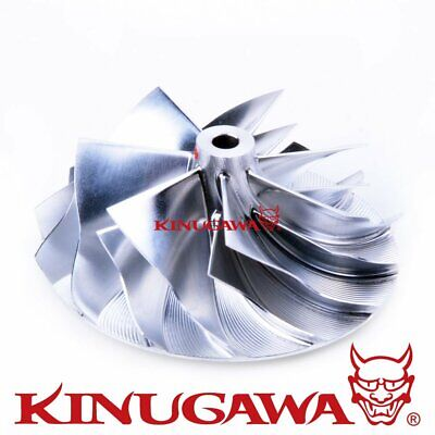 AU180.90 • Buy Kinugawa Billet Turbo Compressor Wheel For K27 Volvo ( 44.3 / 73.88 Mm ) 7+7
