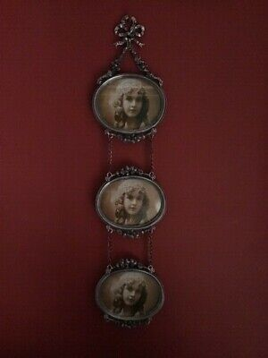 Past Times Photo Frames Victorian Hanging Gallery • 5.60£