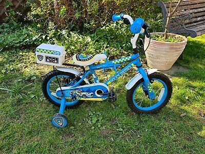 Childrens Police Bike • 25£