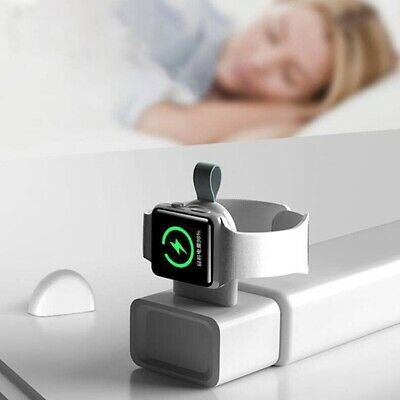 $ CDN6.48 • Buy Portable USB Magnetic Wireless Charger For Apple Watch IWatch   4 3 2 1