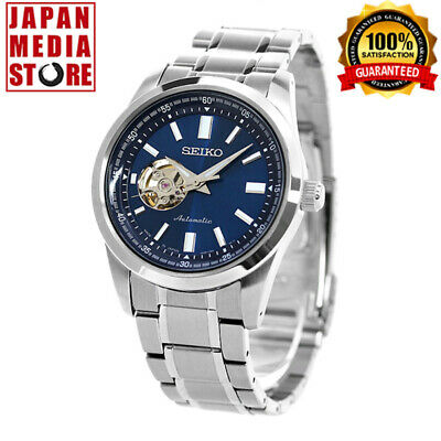$ CDN296.65 • Buy Seiko SCVE051 Automatic Mechanical Skeleton Men Watch Made In Japan