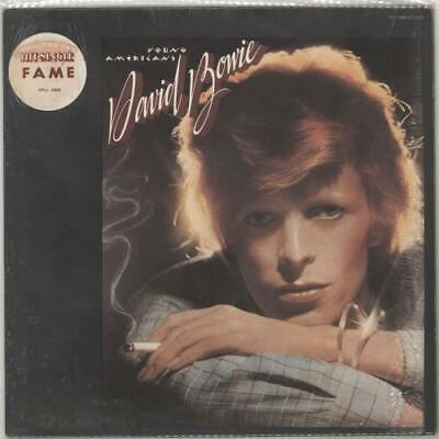 David Bowie Vinyl LP Album Record Young Americans - Stickered Shrink Canadian • 92.70£