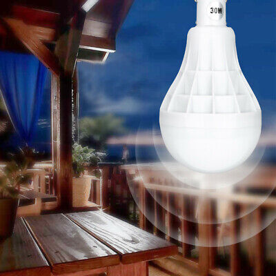 AU22.47 • Buy 30W USB LED Emergency Lamp Rechargeable Tent Bulb Light For Outdoor Camping