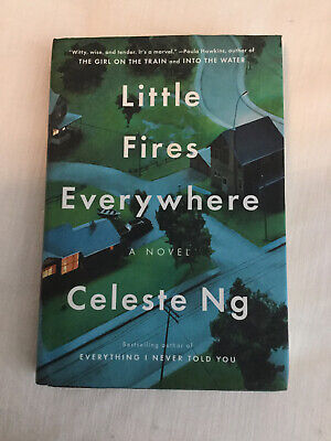 $3.46 • Buy Little Fires Everywhere By Celeste Ng (2017, Hardcover)