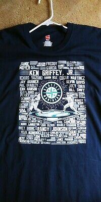 $ CDN74.43 • Buy Vintage 1995 Ken Griffey T-Shirt 2XL