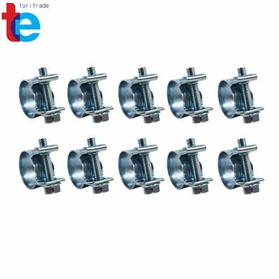 $6.32 • Buy NEW 5/16 FUEL INJECTION HOSE CLAMP / AUTO Fuel Clamps - 10PCS