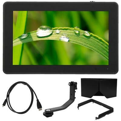 AU275.33 • Buy FEELWORLD F6 PLUS 5.5In 3D LUT Touch Screen 1920x1080 Camera Field Monitor 16:9