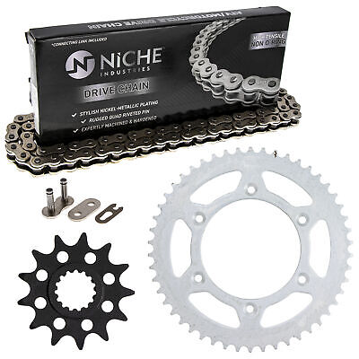 $54.95 • Buy Sprocket Chain Set For KTM 250 EXC SXS 300 EXC 125 SX EXC 13/50 Tooth 520