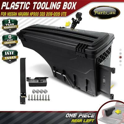 AU239.99 • Buy Trunk Tray Storage Tool Box Rear Left LH For Nissan Navara NP300 D23 2016-2019