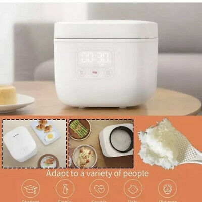 AU138.99 • Buy Xiaomi Mijia Small Rice Cooker 1.6L 400W APP Linkage Smart Rice Cooker