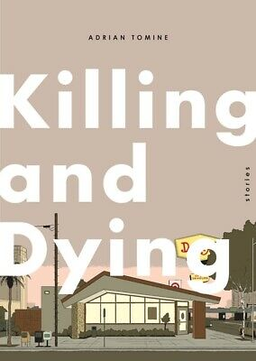 Killing And Dying By Adrian Tomine (Hardback) Expertly Refurbished Product • 7.19£