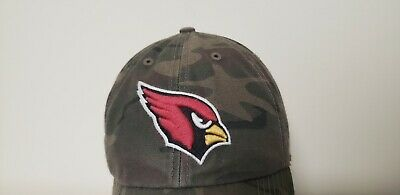 £12.79 • Buy Arizona Cardinals Hat Cap '47 Forty Seven Camo NFL Made From Recycled Bottles M