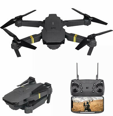$69.89 • Buy Drone 4K Ultra Camera  Mini WIFI RC Quadcopter  Foldable Altitude Hold Selfie $$