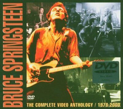 Bruce Springsteen - Complete Video Antho DVD Incredible Value And Free Shipping! • 3.76£