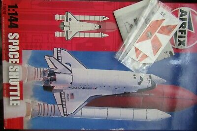 Airfix Space Shuttle 1/144th PLUS James Bond Moonraker Decals • 69.99£