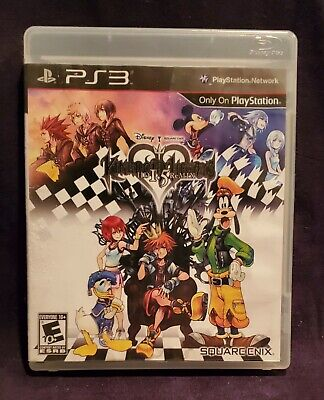 $11.99 • Buy Kingdom Hearts HD 1.5 ReMIX (Sony PlayStation 3 PS3) Clean, Complete, Free S&H