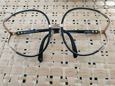 Vintage Ladies Christian Dior Optical Glasses Frame ,Made In Austria • 65£