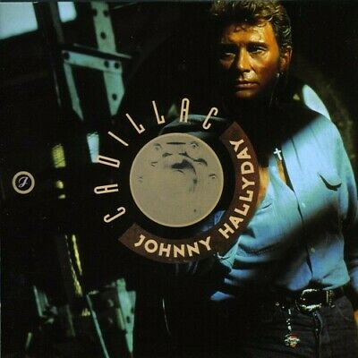 AU24.99 • Buy Johnny Hallyday - Cadillac New Cd