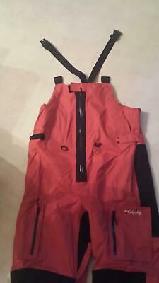 $75 • Buy Columbia PFG Fishing Bibs  SIZE: Large       Pre-owned* Excellent Condition
