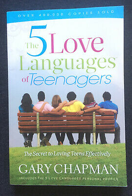 $ CDN9.38 • Buy The 5 Love Languages Of Teenagers: The Secret To Loving Teens - VERY GOOD