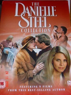 THE DANIELLE STEEL COLLECTION VOLUME 2 DVD Highly Rated EBay Seller Great Prices • 9.73£