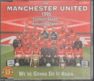 Manchester United FC : Were Gonna Do It Again CD Expertly Refurbished Product • 2.18£
