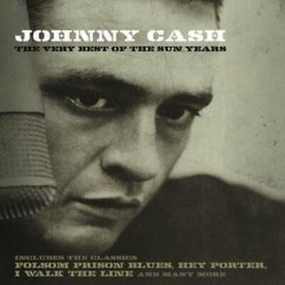 £2.18 • Buy Johnny Cash : The Very Best Of The Sun Years CD (2001) FREE Shipping, Save £s